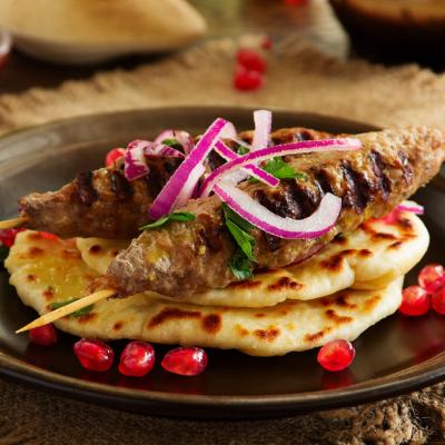 Comida Kebab