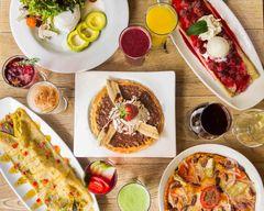 Crepes & Waffles Reforma 222