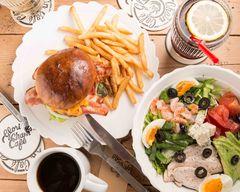 【 ハンバーガー&マッスルミール  】グロリアス チェーン カフェ 渋谷 Glorious Chain Café Shibuya