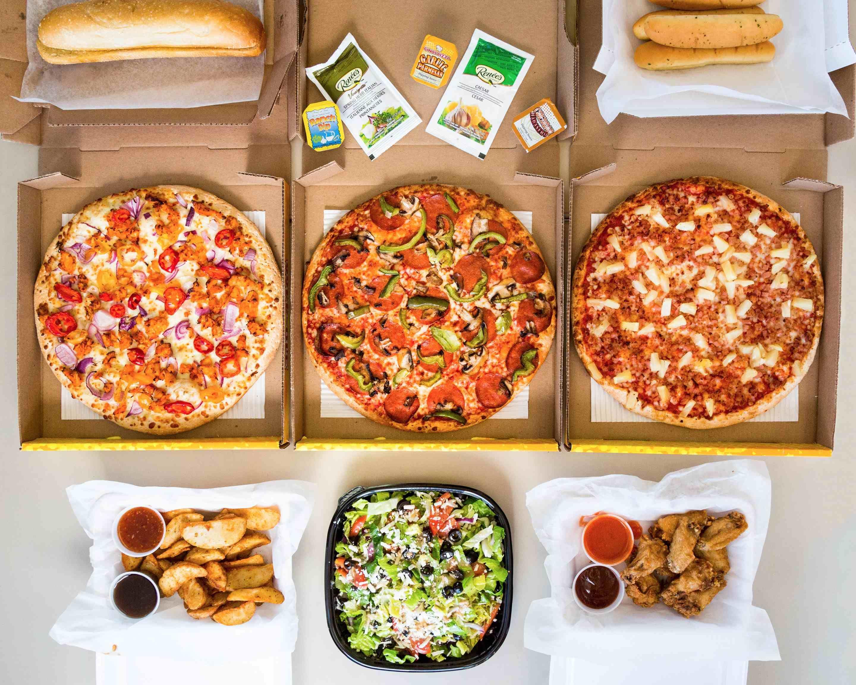 Ginos Pizza 900 Progress Ave Delivery Toronto Uber Eats