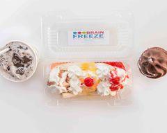 BrainFreeze Ice Cream