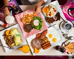 Mars Uptown Diner