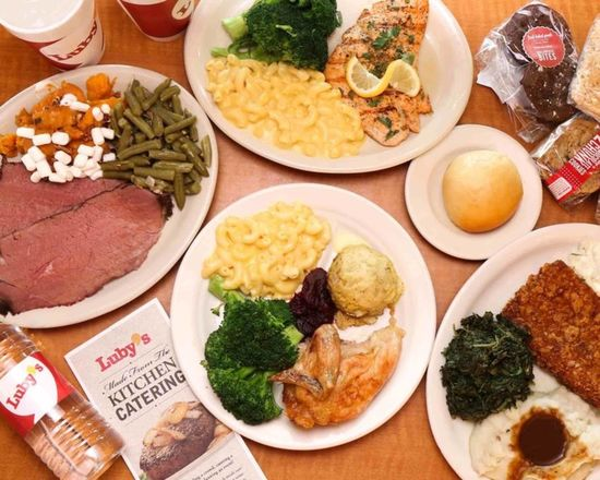 Luby's (2695 Interstate 10 East)