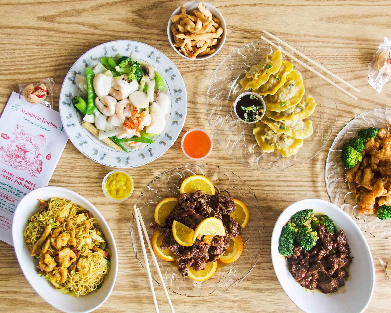 Mandarin Kitchen Philadelphia Delivery Havertown Uber Eats