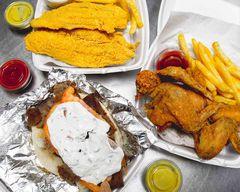 Jordan's Fish, Chicken and Gyro