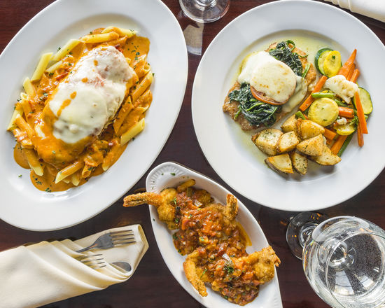 Riberto's Italian Seafood Bistro and Steakhouse
