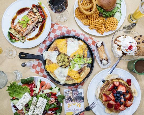 Glory Days Diner Restaurant
