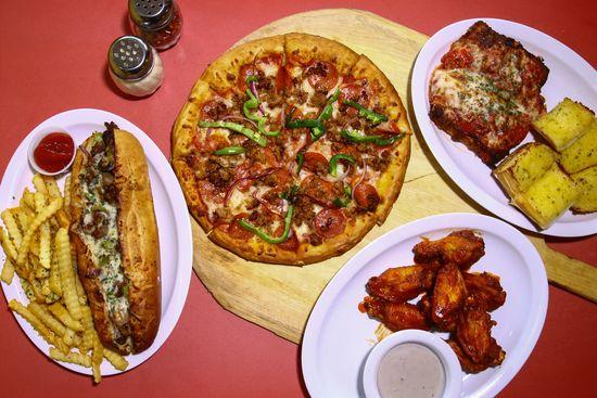 Luigi's New York Giant Pizza