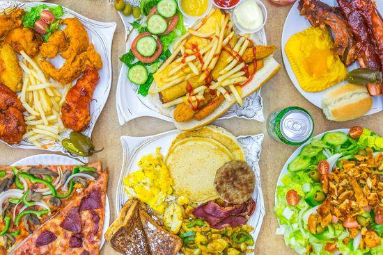 US Fried Chicken - St. Georges Ave. - Linden NJ