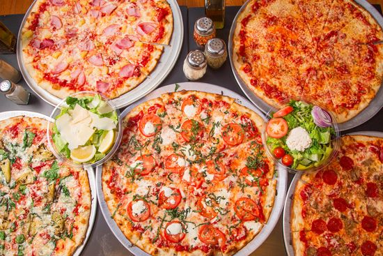 The Upper Crust Pizzeria - Beverly Hills