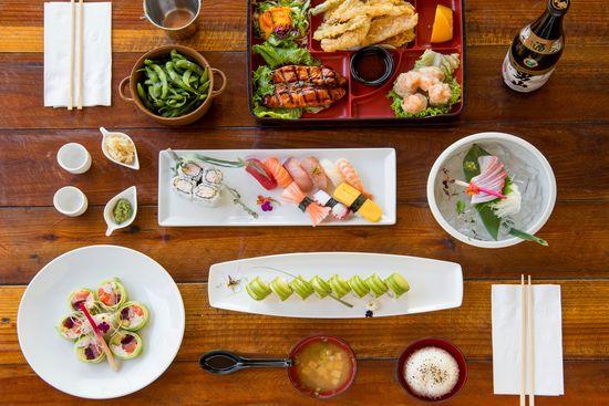 Octopus Japanese Restaurant (Glendale)