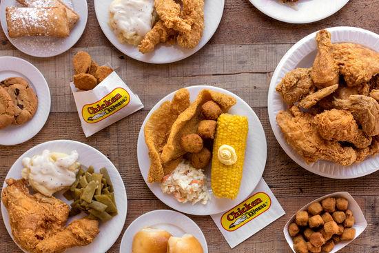 Chicken Express - Tulsa