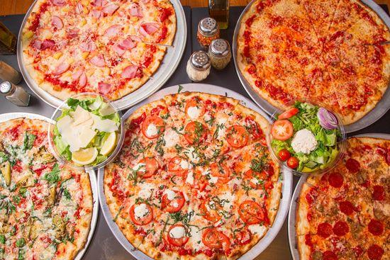 The Upper Crust Pizzeria - Brookline