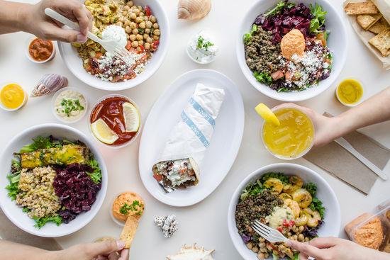 EONS Greek Food for Life