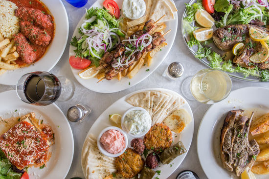 The Great Taste Of Greece