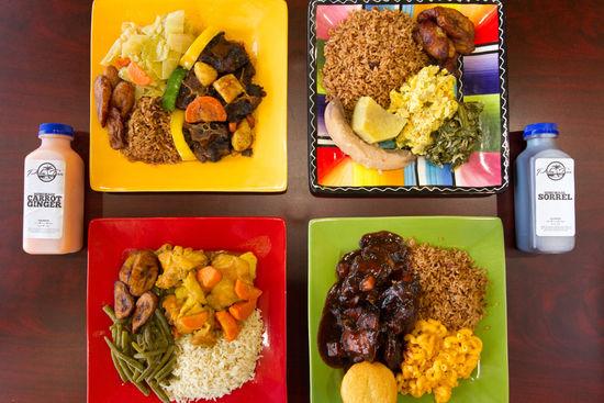 Palm Tree Caribbean Cafe