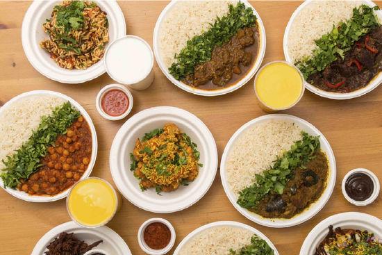 Curry up! Krakowska