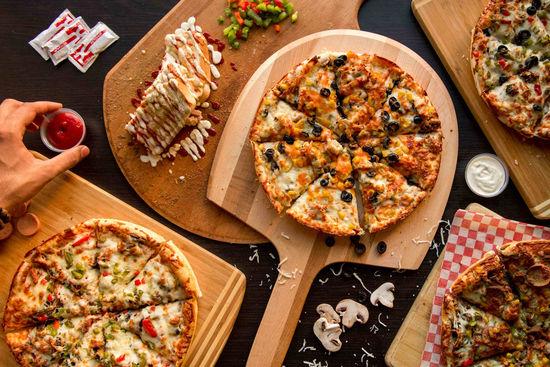 Pizza Shab (113 Bond St)