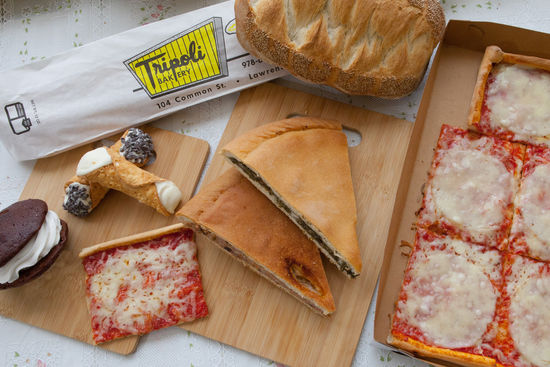 Tripoli Pizza & Bakery (Methuen)