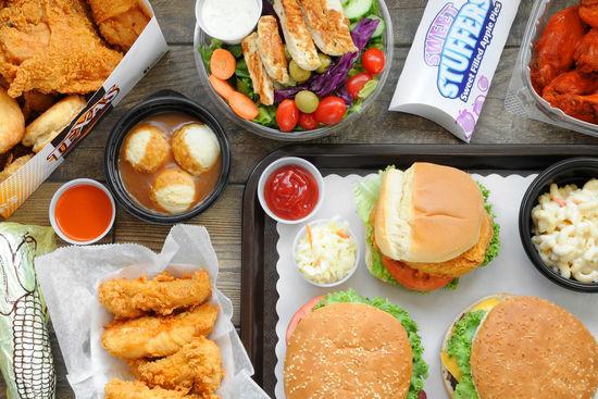 Texas Chicken & Burgers (Lafayette Ave)