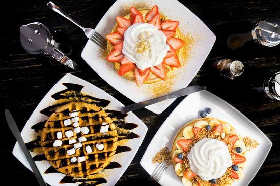 Black Coffee and Waffle Bar (Marshall & Cretin)