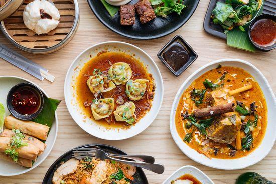 BAMBU Asian Eating House