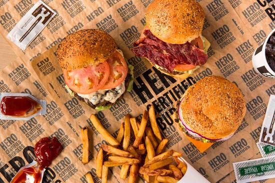 Hero Certified Burgers (Yonge & Jefferson)