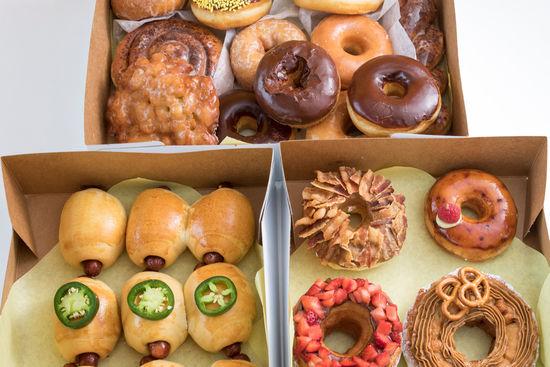 Jaram's Donuts