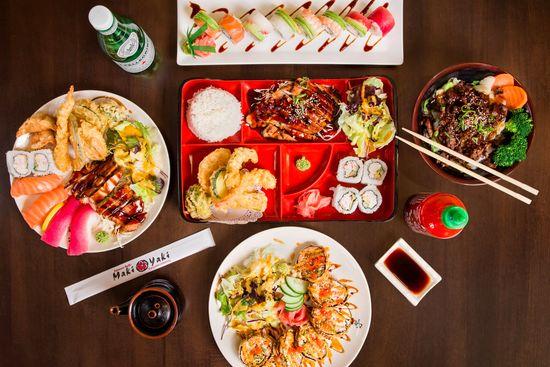 Okinawa Hibachi and Sushi