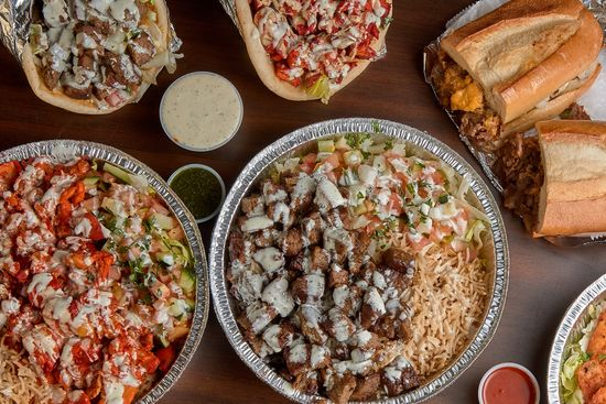 Naz's Halal Food (3270 Hempstead Turnpike)