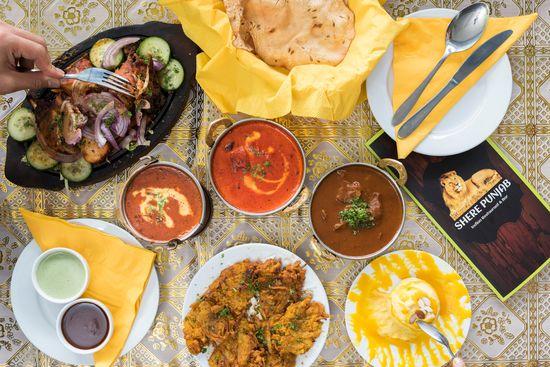 Shere Punjab Indian Restaurant & Bar