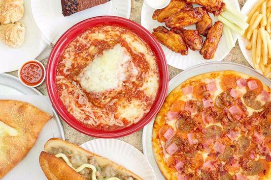 Real New York Pizza ( Orange Blossom Trial)