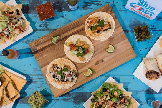 Blue Coast Burrito (Smyrna)