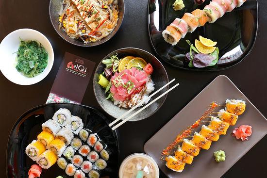 AnQi Sushi Express