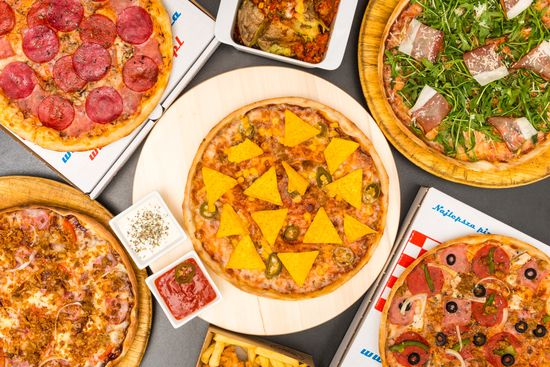 New York Pizza Department - Litewska
