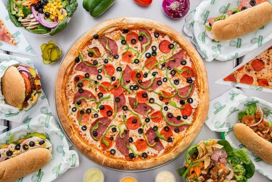Vía Madero 135 - Salad Sándwich & Pizza Bar