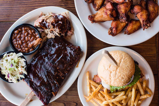 Sticky Fingers Ribhouse- Chattanooga (Jack's Alley)