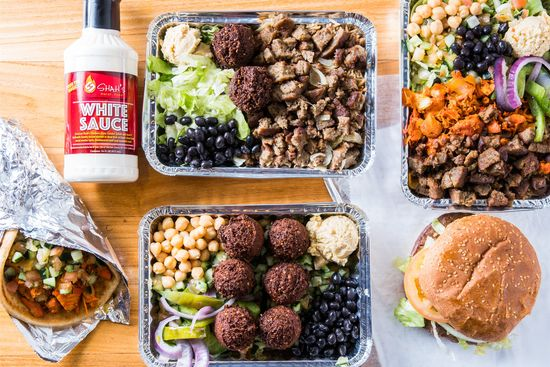 Shah's Halal Food - Selden