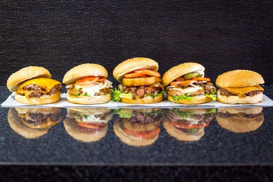 McCoy Burger Company (Ajax)