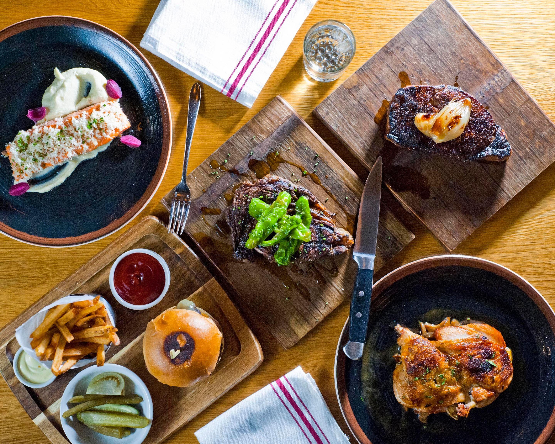 Fire & Oak Delivery | Jersey City | Uber Eats