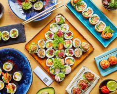 Wshoku Sushi Ramen Bar