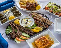Mezé Greek Tapas Bar & Grille