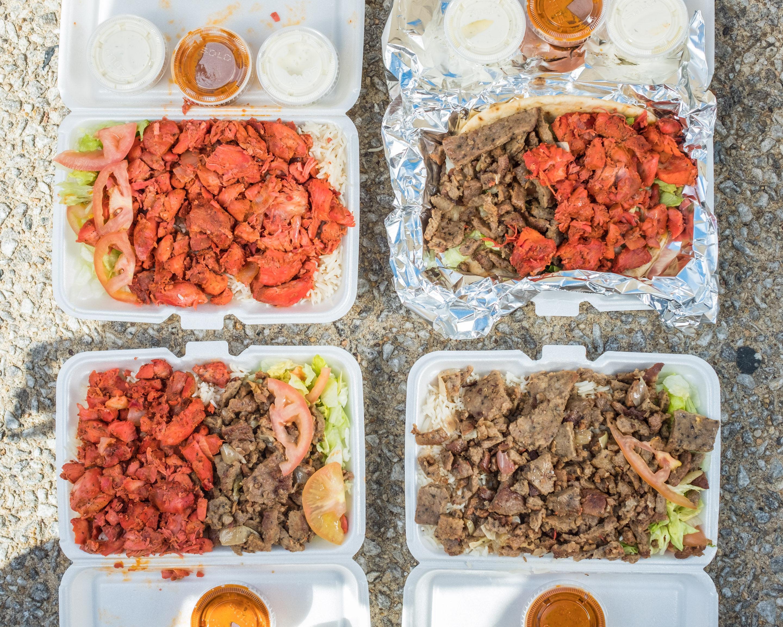 Mediterranean Halal Food Cart Delivery   Baltimore   Uber Eats