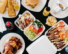 Kebabs Salateen (Ward Street)