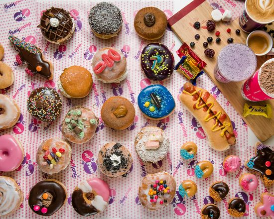 Donut King (Cairns Stockland)