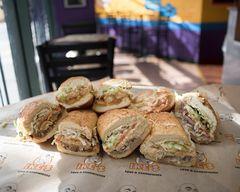 Ike's Love & Sandwiches - Broadway