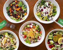Frisette Comptoir a Salade