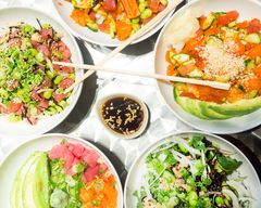 Poke Sushi Bowl (Barracks Road)