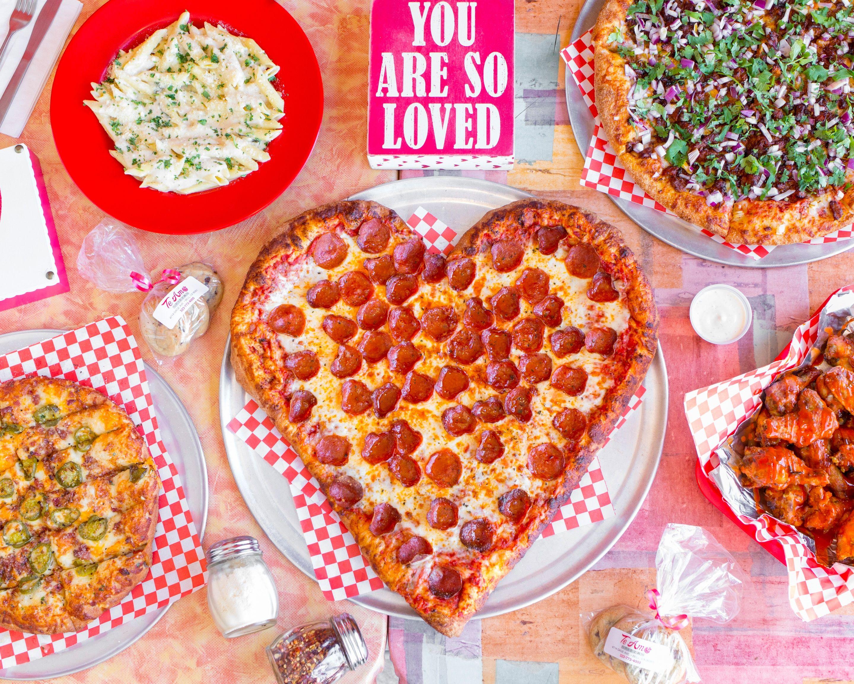 36f43555e6 Te Amo Pizza Delivery | Los Angeles | Uber Eats