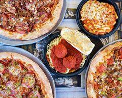 Hunt Brother's Pizza/Rocky's Drive Thru